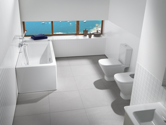Sanitarios the gap de roca de mk for Sanitarios easy catalogo